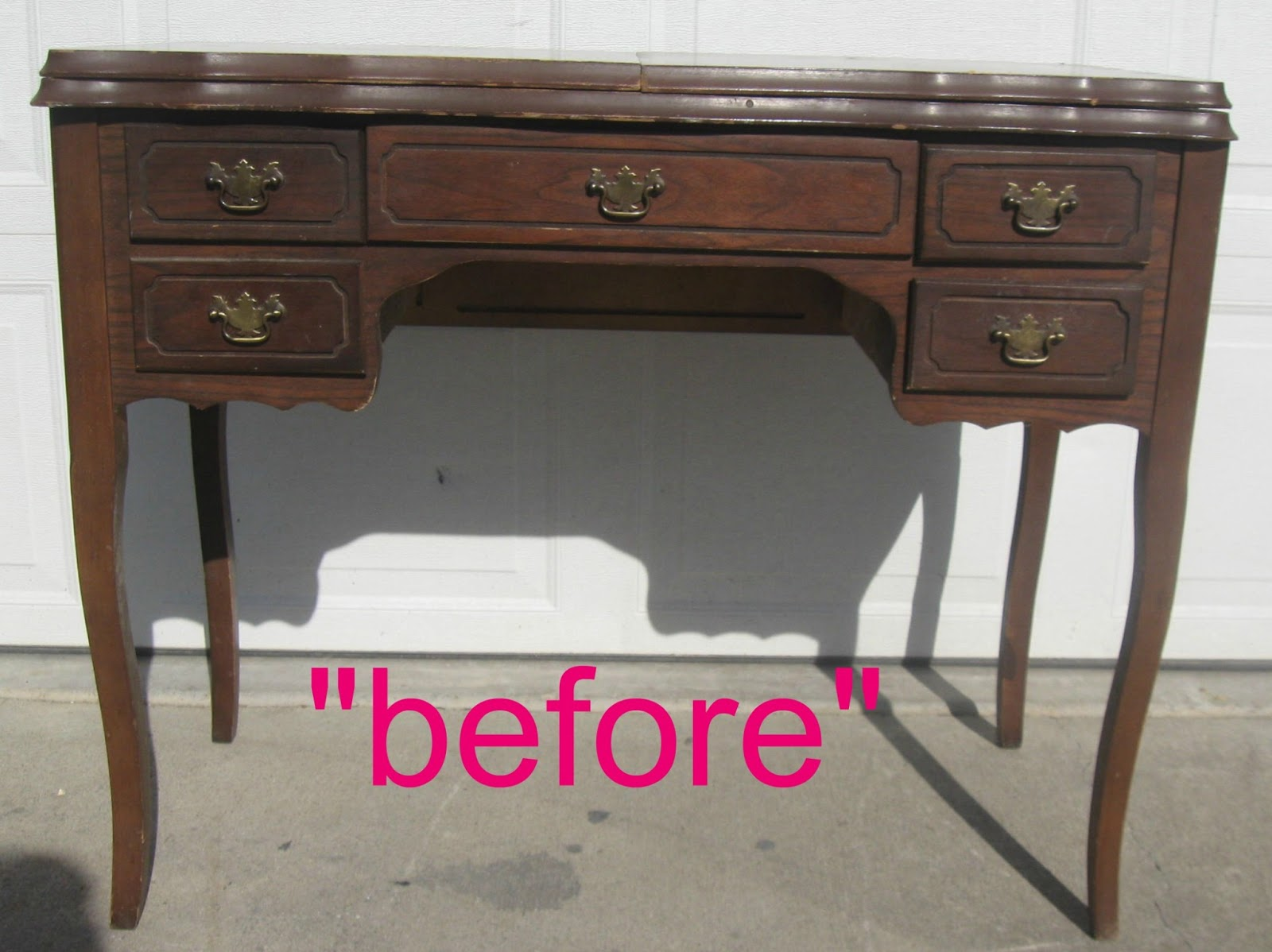 That 39 S Not Junk Refurbished Recycled Furniture Hot Pink