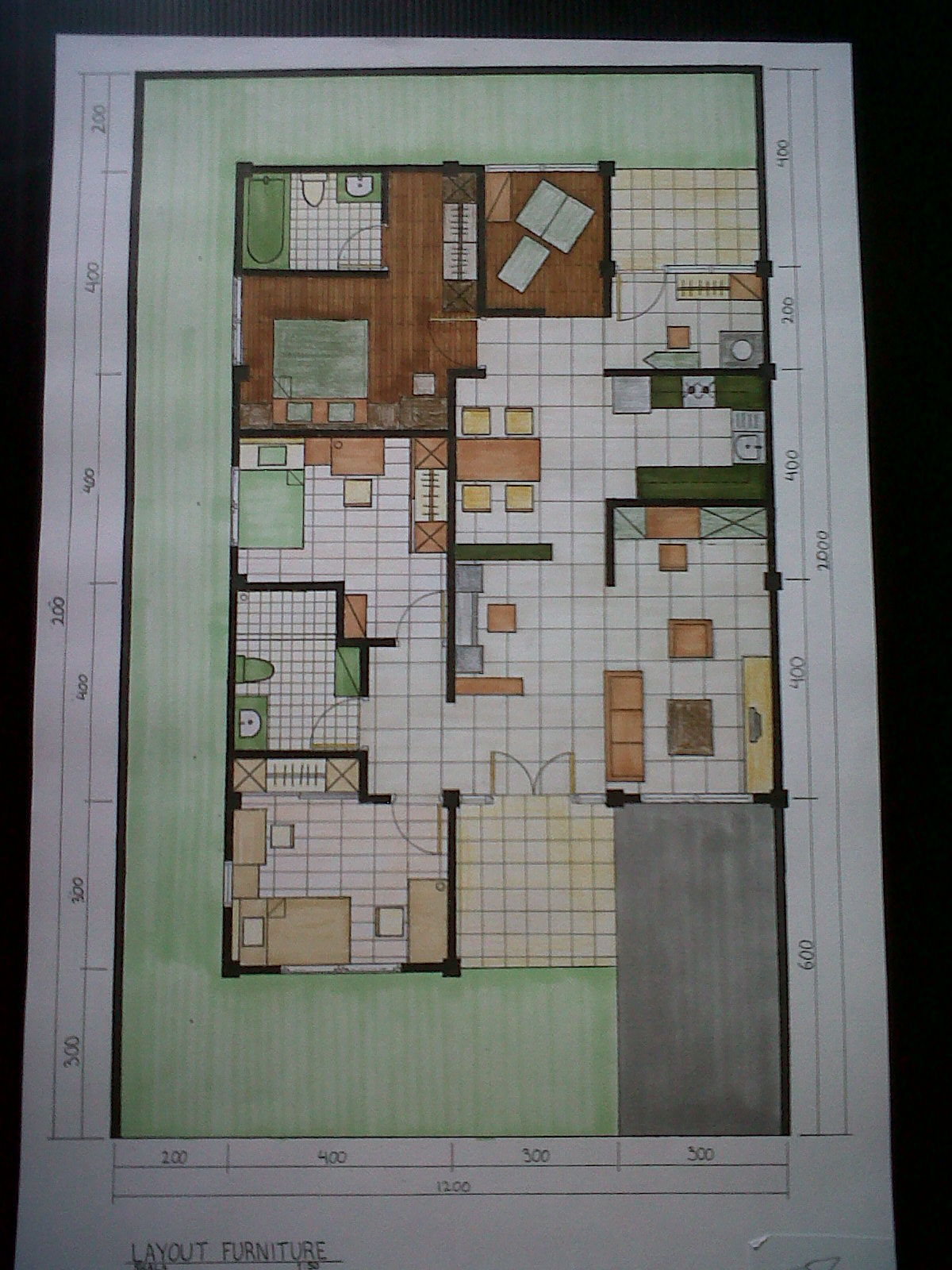 Sheila 39 S Project Interior Design 2 Living Home Project