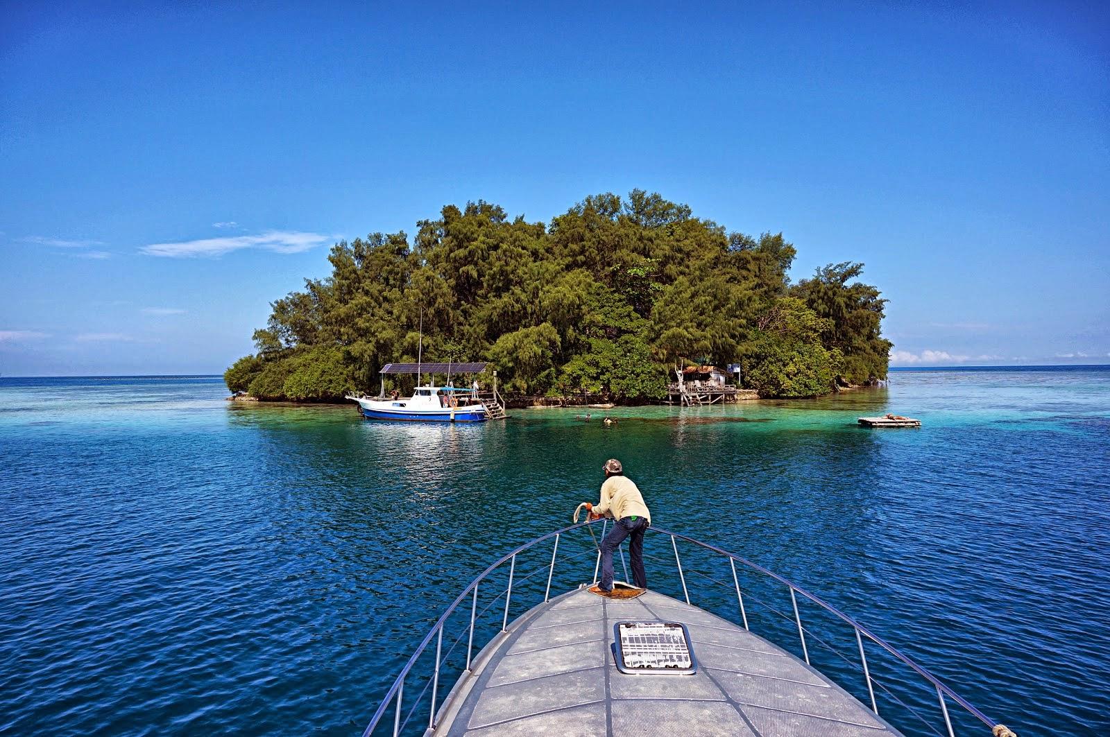 Pakej Murah percutian di pulau