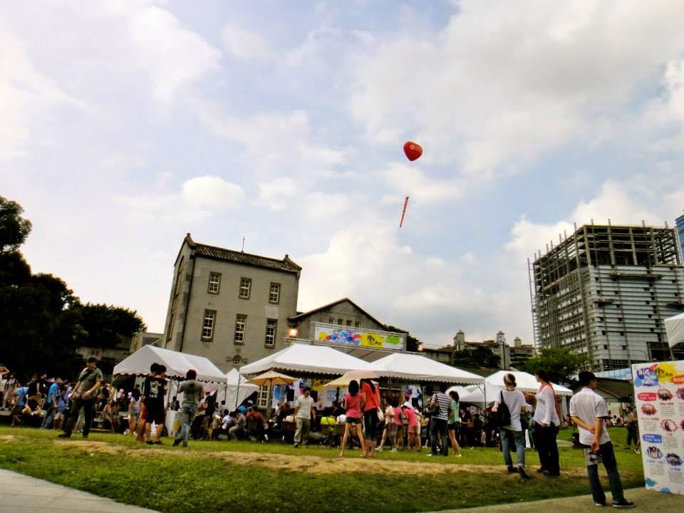 Huashan Creative Park Sunday Market