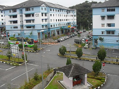 Apartment For Rent In Cameron Highland Tanah Rata