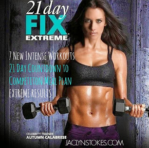 NEW 21 Day FIX EXTREME