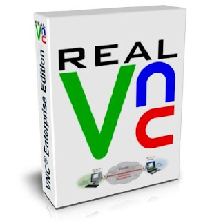 RealVNC Enterprise Edition 4.6.3 - cover
