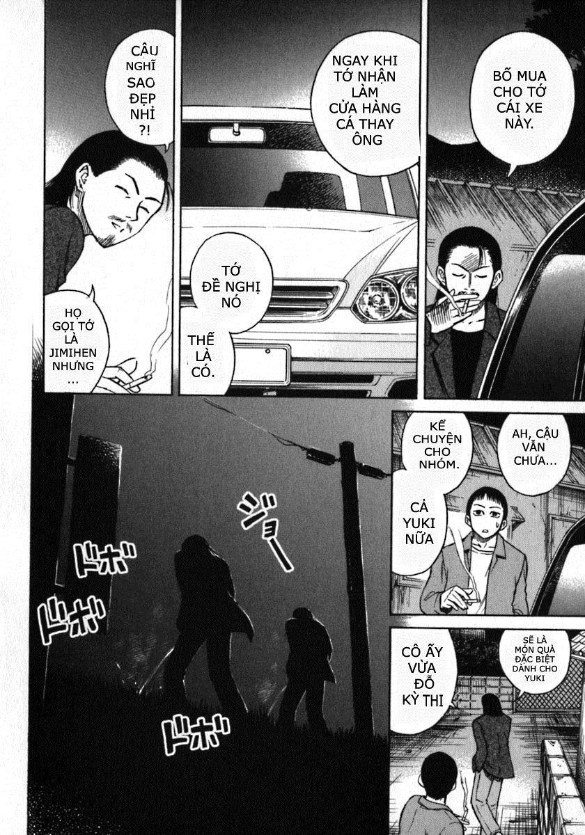 Higanjima chap 1 page 39 - IZTruyenTranh.com