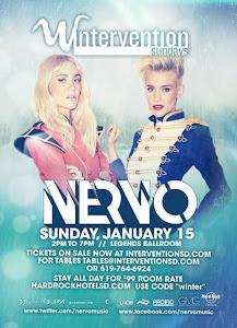 Wintervention with NERVO