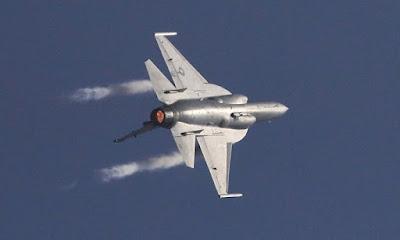 JF-17 At Paris Air Show