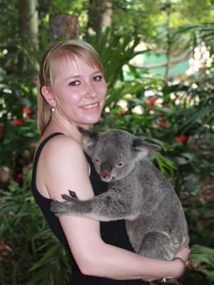 tasmansk djævel zoo