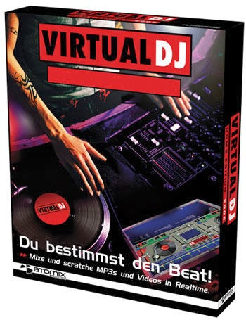 Virtual DJ Pro + Crack