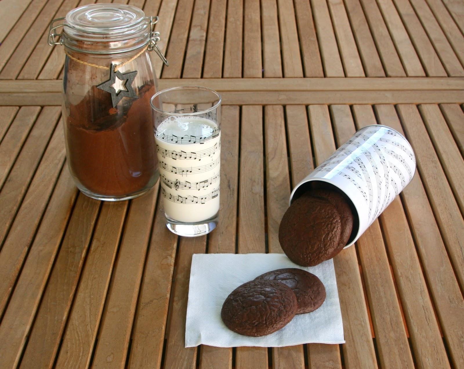 Galetes de xocolata sense gluten per esmorzar