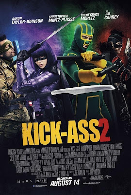 Kick-Ass 2 – AVI Dual Áudio e RMVB Dublado