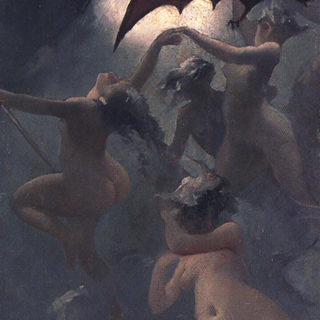 Ведьм порно историческое шабаш