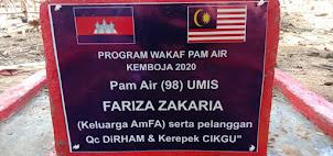 WAQAF PAM AIR - CAMBODIA