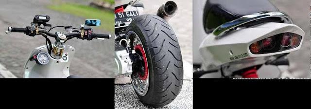 Gambar Modifikasi Yamaha F1z