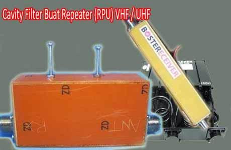 filter rpu vhf atau uhf