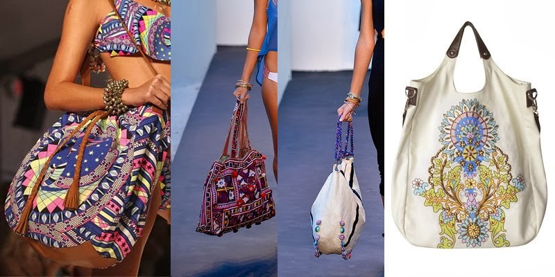 Women Summer Beach Bags Trend 2014