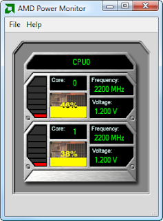 Download AMD Power Monitor 1.2.3.