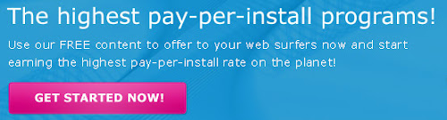 Pay Per Install Sign Up
