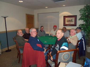Tuesday Night Men's Poker