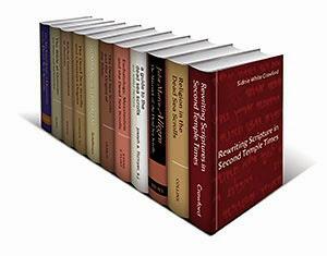 Estudos realizados nos Manuscritos do Mar Morto e Série Literatura Relacionados (11 vols.)