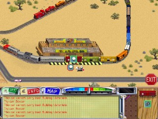 Train games 3d free download