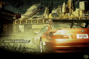 Need for Speed Most Wanted pc game_screenshot-1