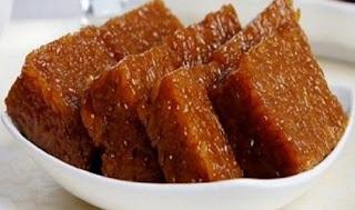 Resep Kue Wajik Ketan Dengan Gula Merah