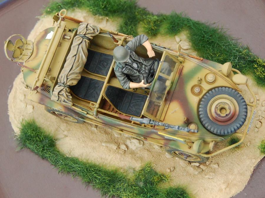 Schwimmwagen Typ 166 Tamiya Bild 6