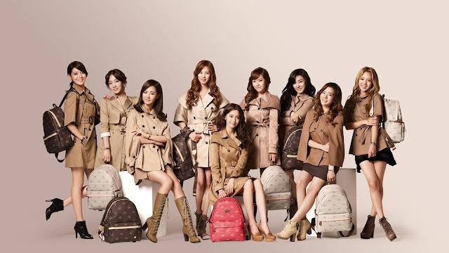 Girls' Generation HD Wallpaper