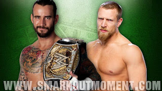 Watch Daniel Bryan vs CM Punk WWE Championship Money in the Bank PPV