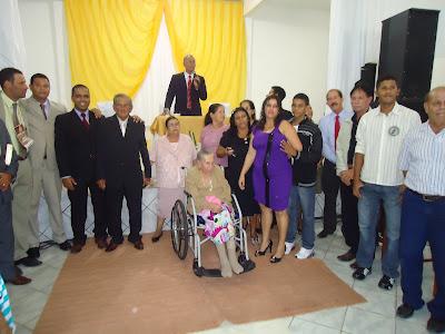 Pastor Oséias de Moura em Pinheiros
