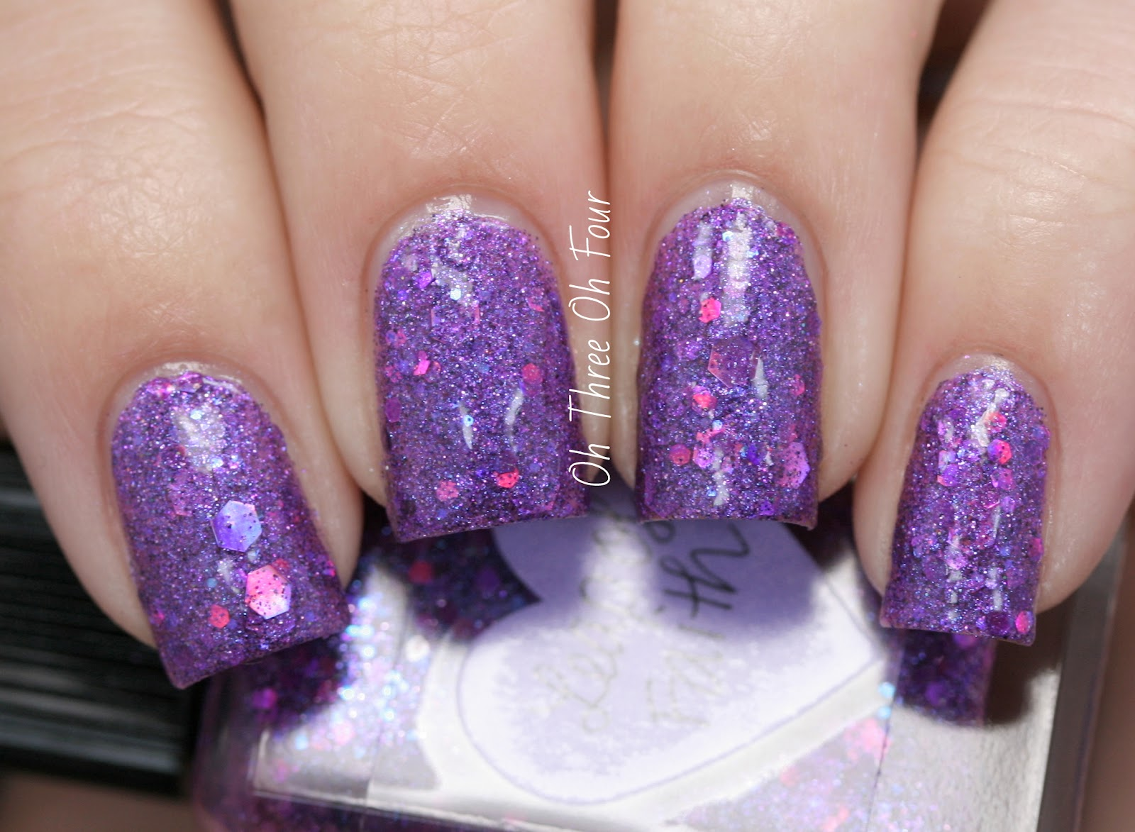 Lynnderella Leap of Faith Swatch