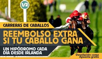 betfair gana 25 euros extras si tu caballo gana Clonmel 5 marzo