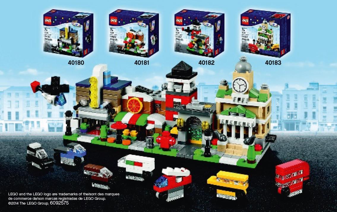Lego Sets At Toys R Us : My brick store lego bricktober and star wars