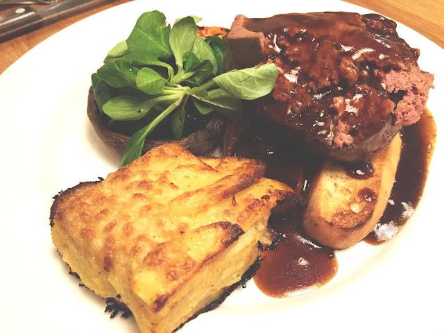 Festive Steak