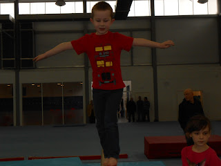 birthday party gymnastics centre