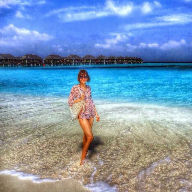 Мальдивы-HDR