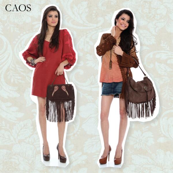 Looks CAOS para inspirar - coleção verão 2013