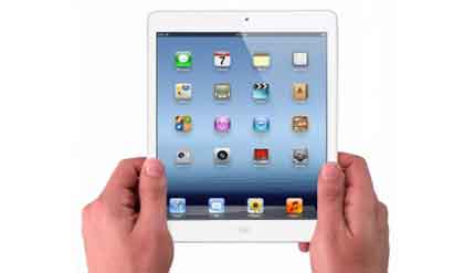 Perilisan iPad Mini dipastikan Bulan Oktober
