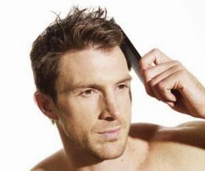 hair loss or hair thinning