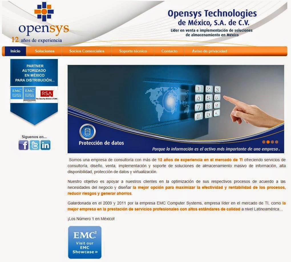 Visite nuestro website