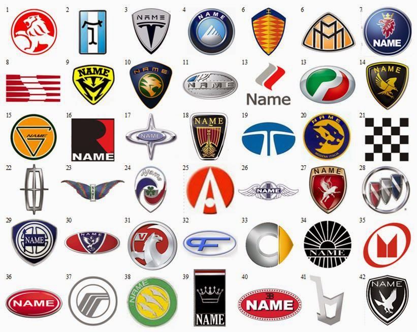 Sports Car Logos Tradinghubco - Car signs and namescar signs vector free download