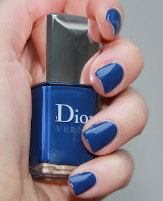 dior 607 blue denim test avis essai swatch id=