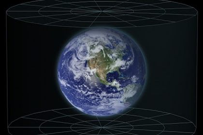 Dimana Letak Bumi Di Jagad Raya?