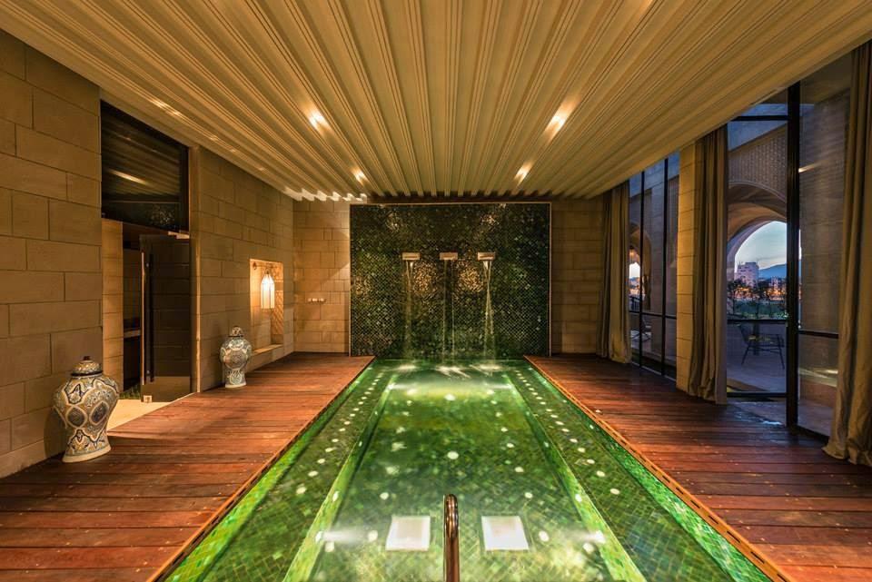 Les plus beaux hotels design du monde h tel sahrai by for Design hotel lizum 1600