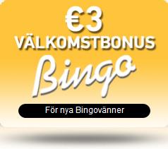 30kr gratis hos paf bingo