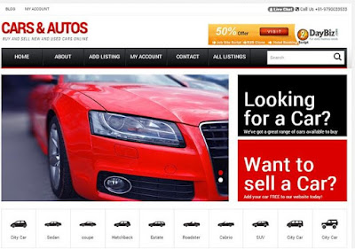 Car Dealer Script, Car Classified Script