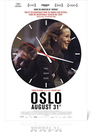 Oslo, August 31st Film Poster