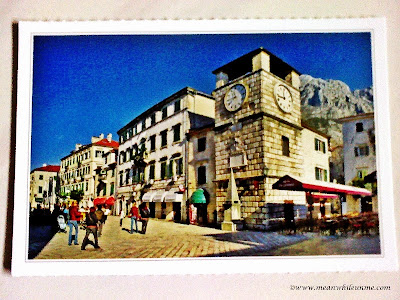 dream places bosnia herzegovina postcard kotor
