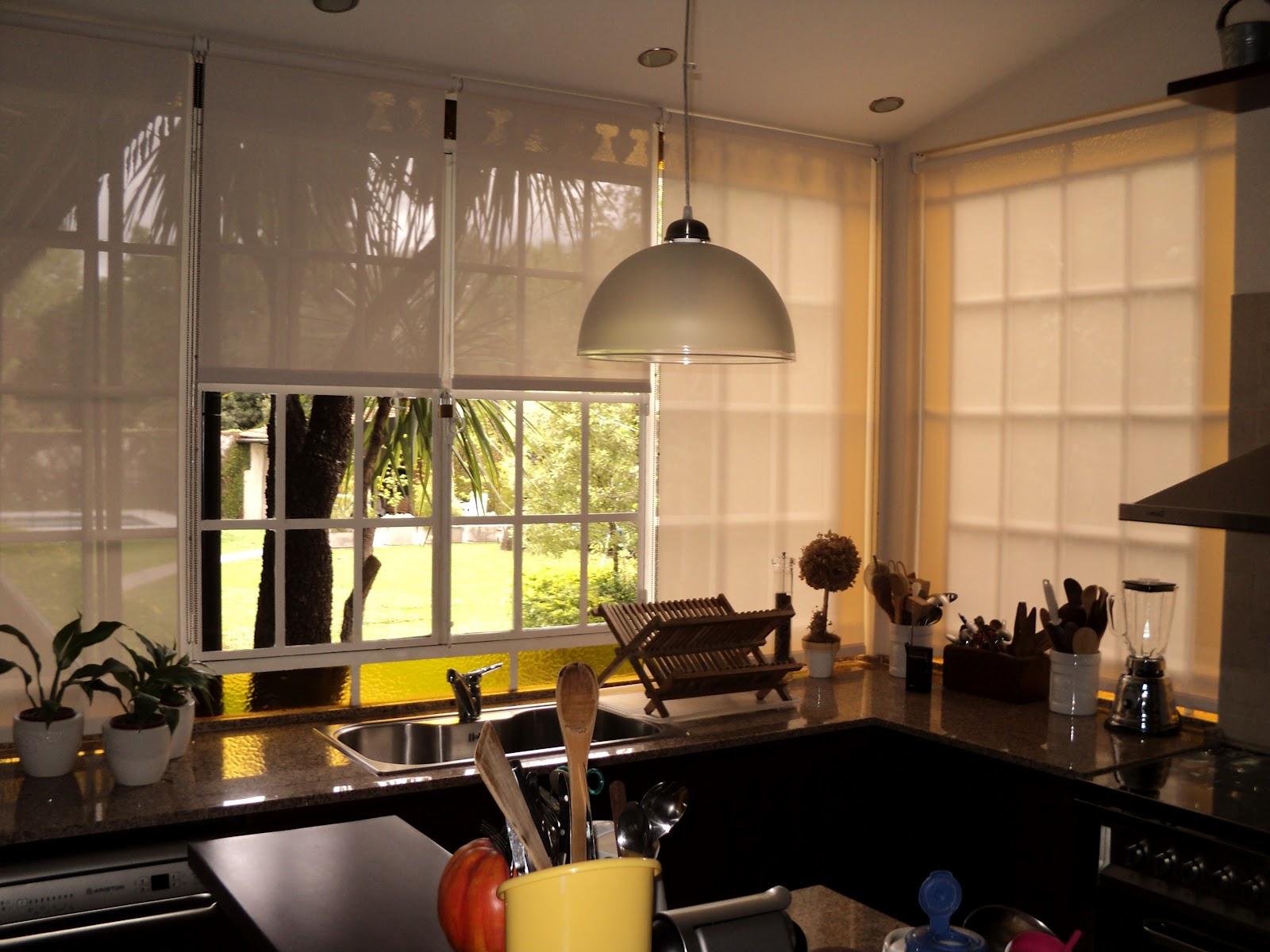 Patricia bayerchus design cocinas - Cortinas screen cocina ...