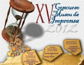 Estudante de São Sebastião vence Concurso Nacional do Museu da Imprensa
